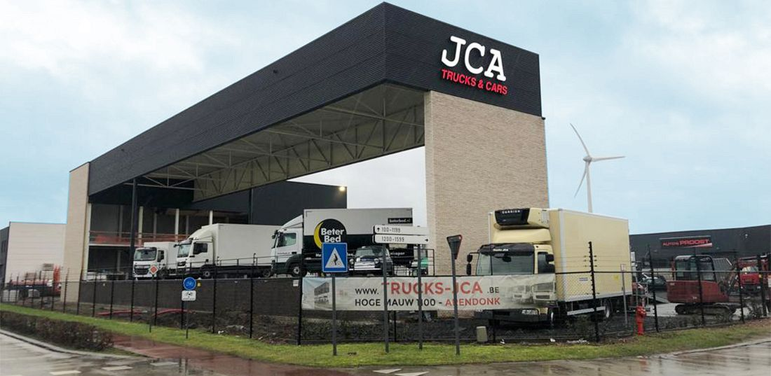 Trucks JCA in Arendonk